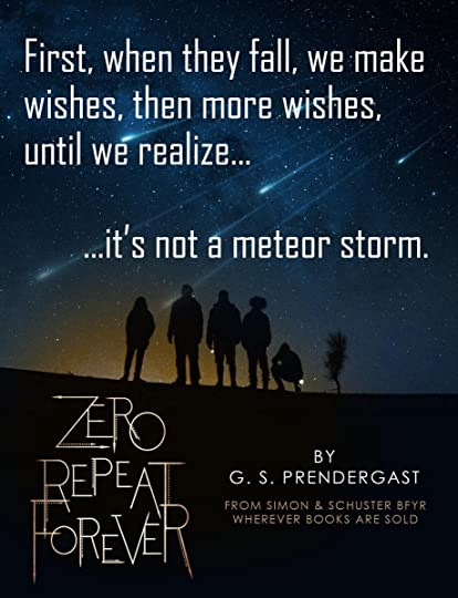 Read Zero Repeat Forever The Nahx Invasions 1 By Gabrielle S Prendergast