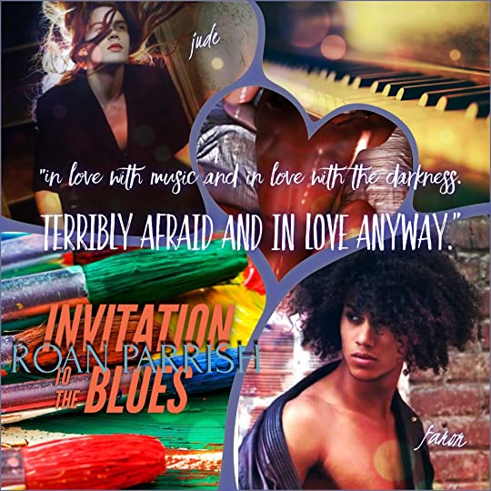 Invitation to the blues small change 2 by roan parrish invitation to the blues stopboris Choice Image