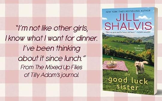 the good luck sister jill shalvis
