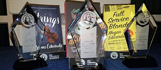 Benjamin Franklin Books Awards 2018