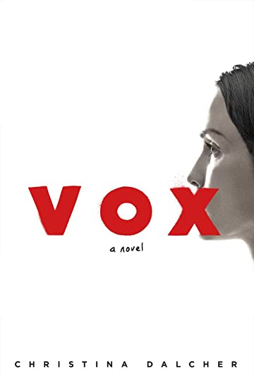 Image result for vox book by christina dalcher