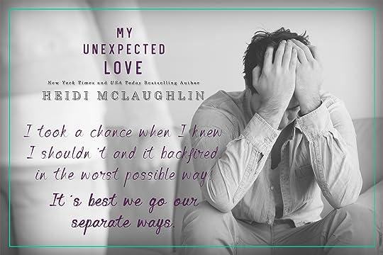 My Unexpected Love by Heidi McLaughlin