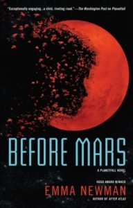 Ace edition of Before Mars