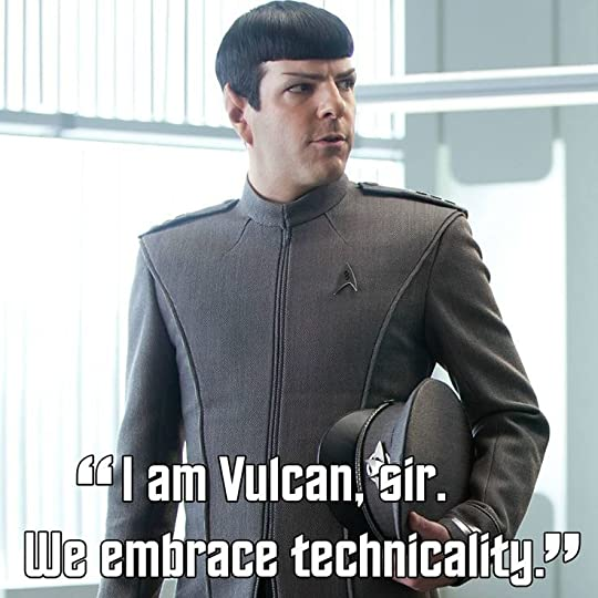 Image result for zachary quinto spock quotes