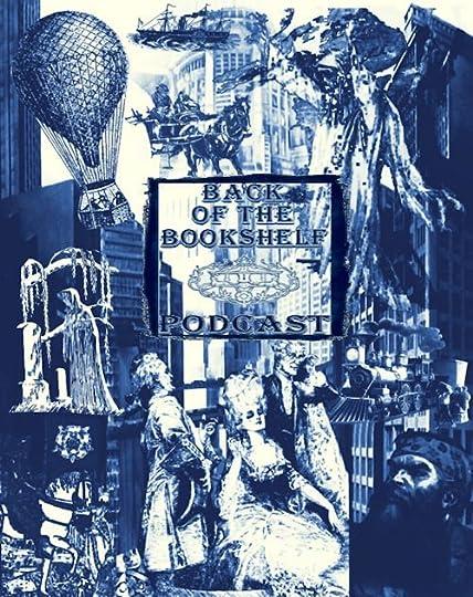 'Back of the Bookshelf' Graphic