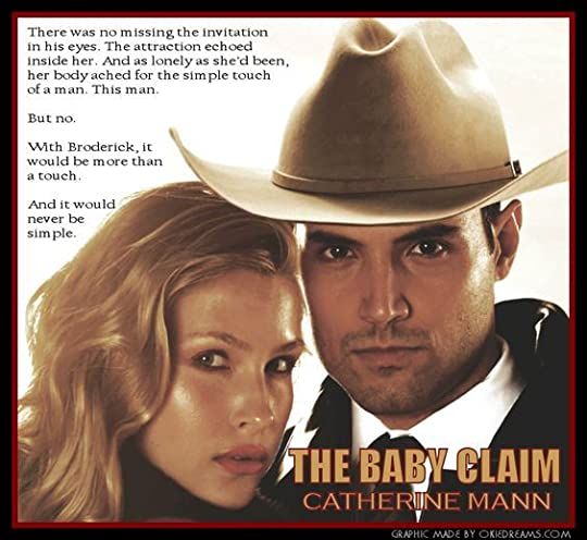 the baby claim catherine mann