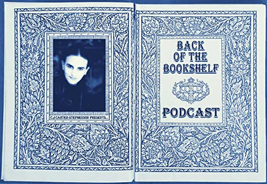 'Back of the Bookshelf' Title Image