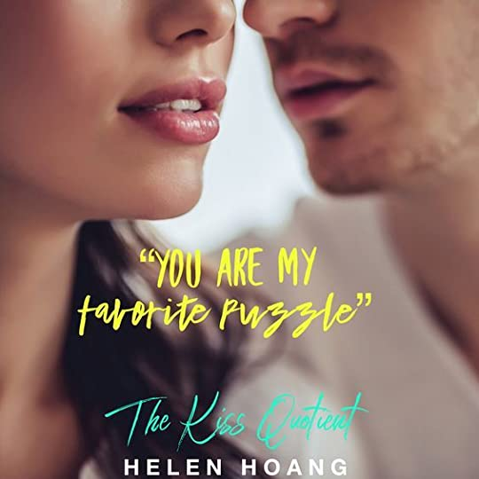 The Kiss Quotient (The Kiss Quotient, #1) by Helen Hoang