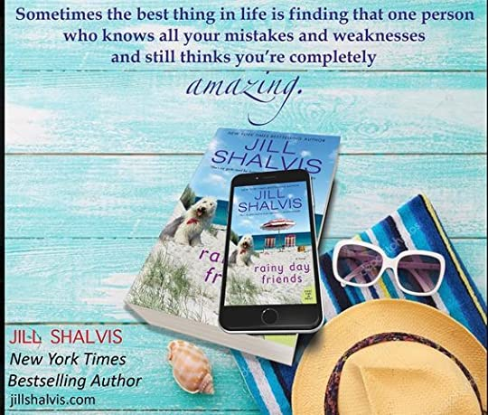 Jill Shalvis, Order your beach read now and make an author's...