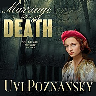 Marriage Before Death: WWII Spy Thriller audiobook cover art