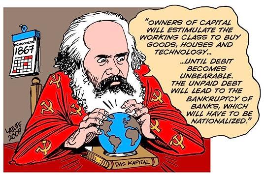 karl marx theory of power