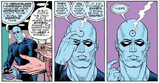 「doctor manhattan comics」的圖片搜尋結果