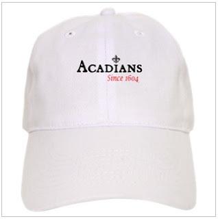 772db790a7289a Acadians Since 1604 baseball cap