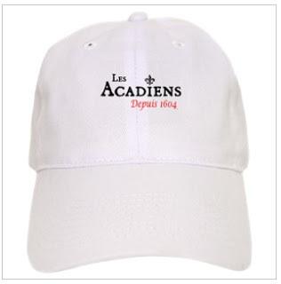 Acadians Since 1604 baseball cap 5c13083f8dc5