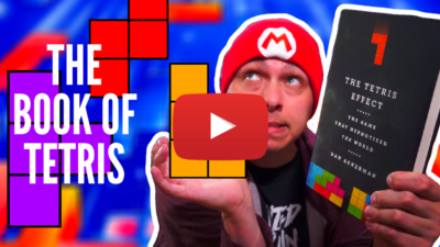 The Tetris Effect book review video thumbnail