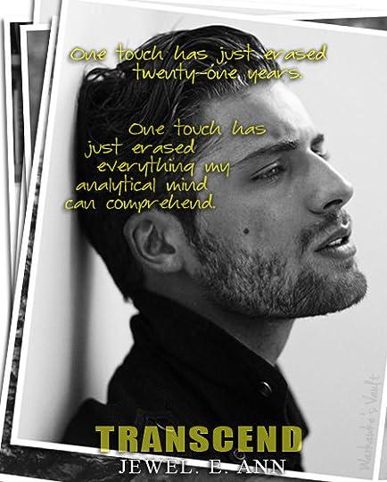 Transcend Transcend 1 By Jewel E Ann