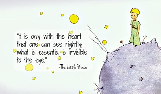 Image result for little prince quote