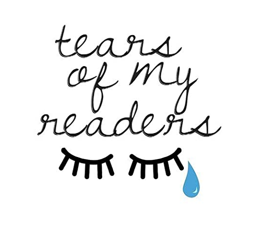 Afbeeldingsresultaat voor readers tears