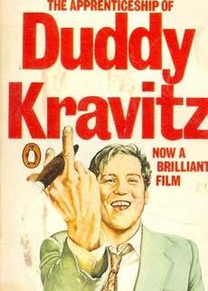 Characterization of duddy in mordecai richlers the apprenticeship of duddy kravitz