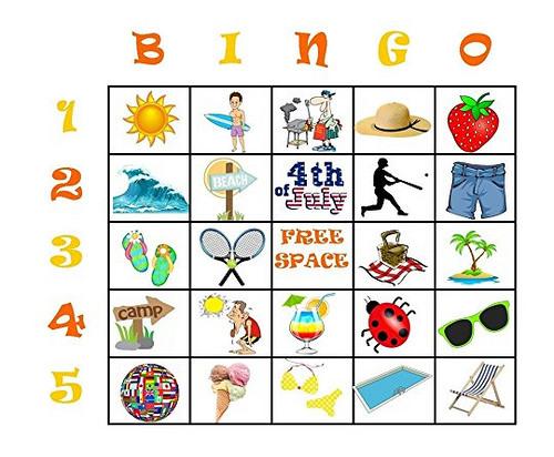 sum bingo