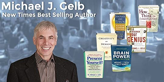 Michael J. Gelb - New York Times Best Selling Author