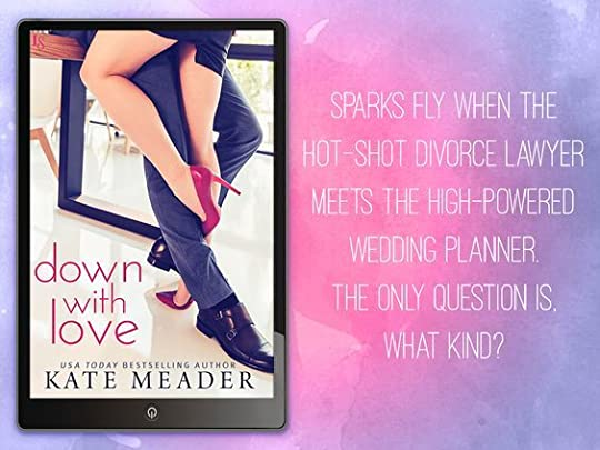 down with love kate meader