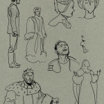 Camelot sketches 05