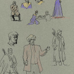 Camelot sketches 07