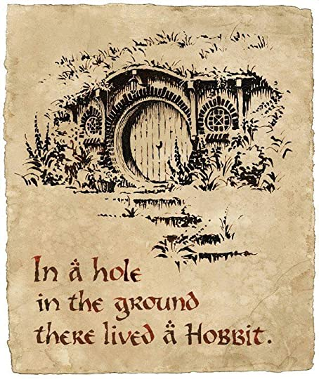 Image result for in a hole in the ground