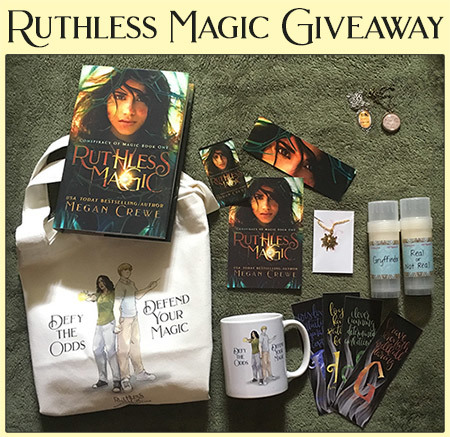 Ruthless Magic giveaway