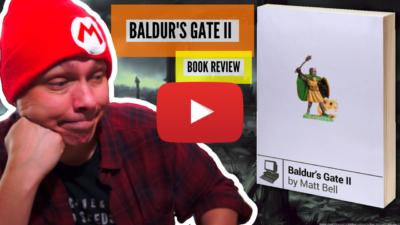 Baldur's Gate 2 Boss Fight Books book review
