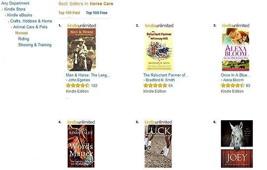 Kindle Books > Horses