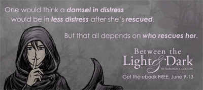One would think a damsel in distress would be in less distress after she's rescued, but that all depends on who rescues her.
