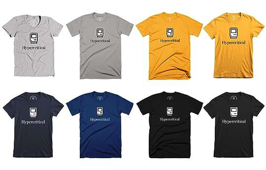 Hypercritical T-Shirts 3.0