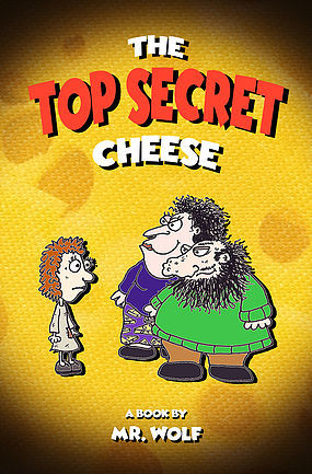 The Top Secret Cheese