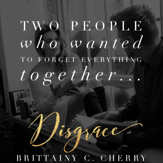 Disgrace By Brittainy C Cherry