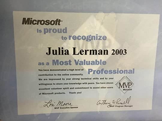 Julia Lerman's Blog, page 2