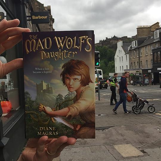 Drest in Edinburgh