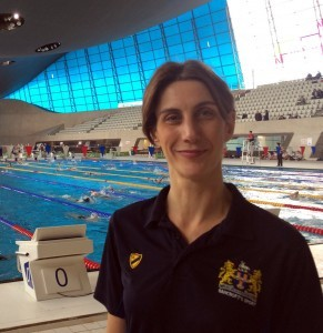 Susan Cheshire Is A Level 3 Total Immersion Coach And Head Of Swimming At Bancrofts School In Woodford Green UK She Coaches Pupils Aged 7 18 Has