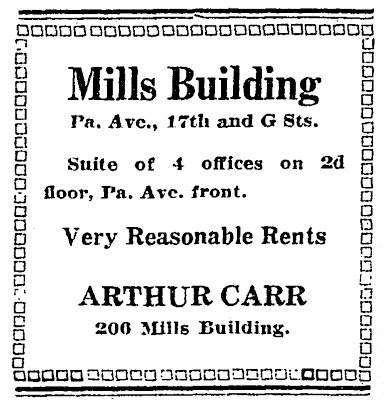Twenty Years Later The AAA Was Still In Mills Building One Night June 1948 A Thief Climbed Into Locked Office