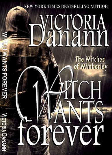 e cover Witch Wants Forever
