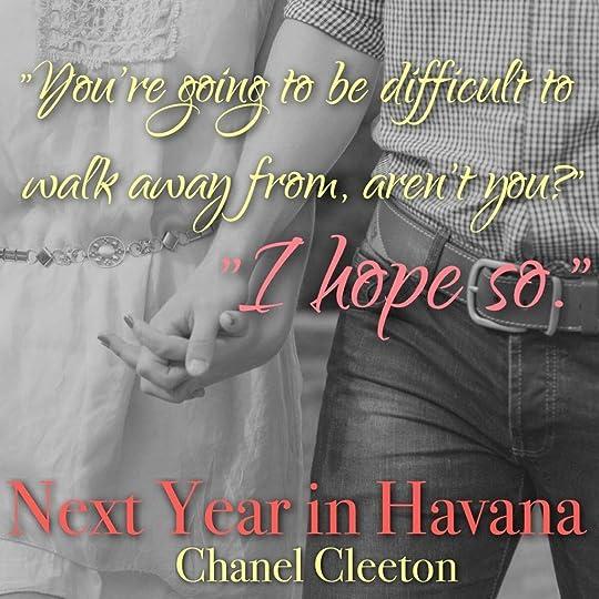 fe0d63c5e466 Next Year in Havana by Chanel Cleeton