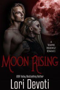 a vampire werewolf romance mystery thriller