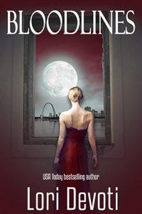 vampire romance thriller