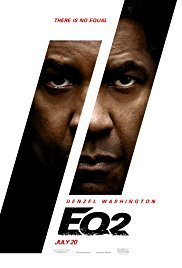 The Equalizer 2 (2018) movie poster