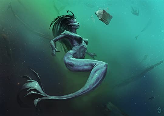 Image result for mermaid deviant art