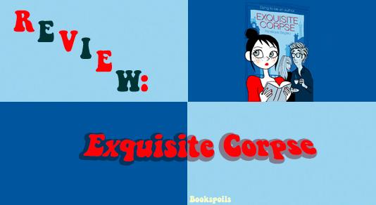 Exquisite Corpse 3- bookspoils