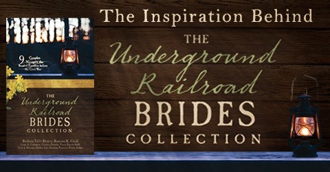 The Inspiration Behind The Underground Railroad Brides Collection