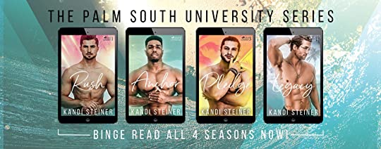 Rush (Palm South University, #1) by Kandi Steiner