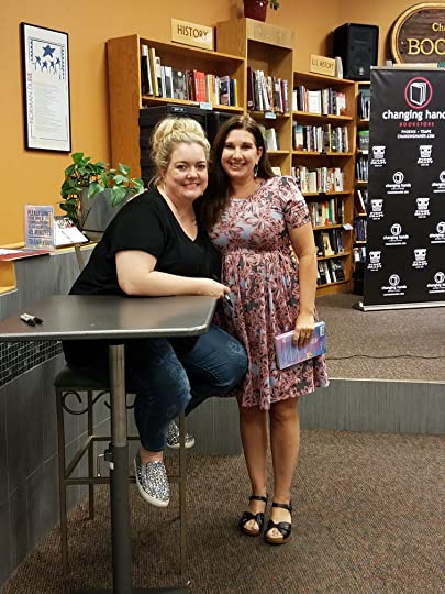 meeting Colleen Hoover